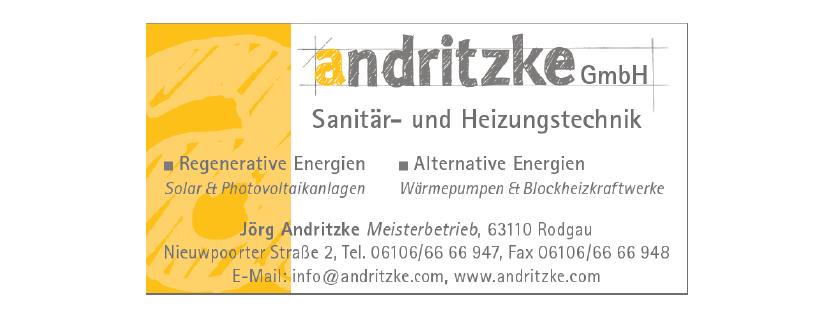 Sanitär Andritzke Logo