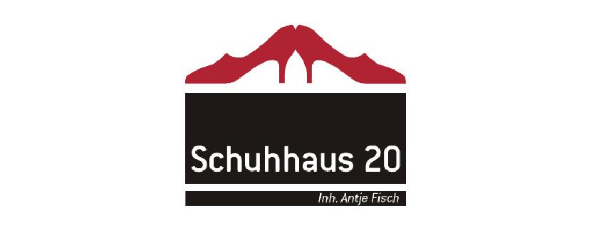 Schuhaus 20 Logo
