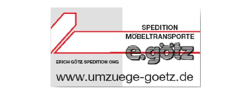 Spedition E. Götz Logo