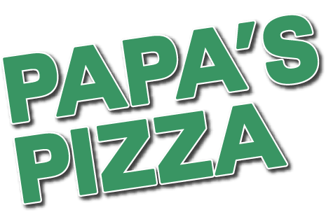 Papas Pizza Logo